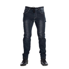 Dark Indigo Herren Active Elastic Jean Slim Fit