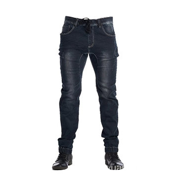다크 인디고 남성 Active Elastic Jean Slim Fit