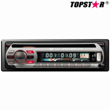 Ein DIN Fixed Panel Auto DVD Spieler Ts-6004f