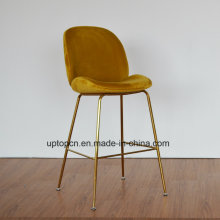 (SP-HBC437) Design Moderno Gubi Beetle Bar Chair Replica Leather