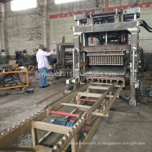 Bloco de concreto totalmente automático que faz o preço da máquina