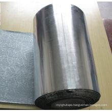 Anti-UV and anticorrosion aluminum foil adhesive tape