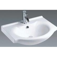 Bassin de lavage de salle de bains en céramique de haute qualité (B850)