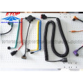 Perhimpunan Kabel Harness Coiled