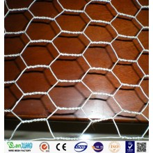 Hot dipped galvanized after weaving hexagonal wire netting