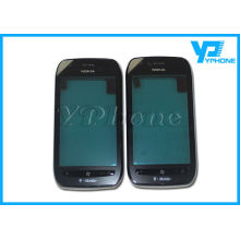 White Color Cell Phone Nokia 710 Digitizer With Touch / Capacitive Screen