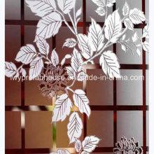 Low E veiligheid 3-6mm kunst glas voor decoratie (LWY-AG01)