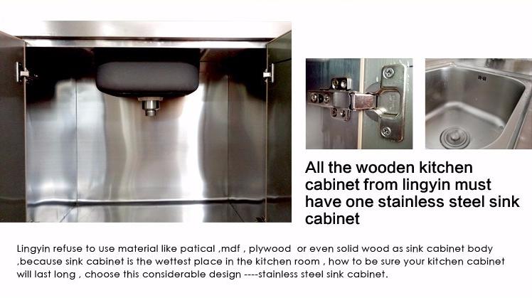 3 Metal Sink Cabinet