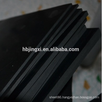 Recycled Reclaimed Tire Rubber Sheet vulcanized