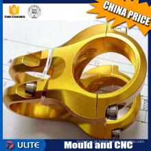 Peças automáticas Usinagem CNC com fresadora de 4 eixos
