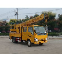 ISUZU boom lift cranes for trucks for sale