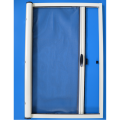 Custom disappearing aluminum  screen door
