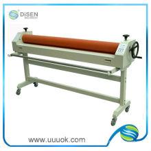 Máquina de laminación de película de pvc manual