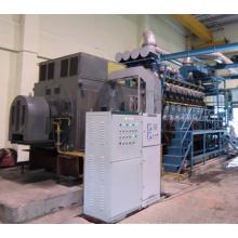 3000kw Negro Generador Diesel Inicio