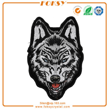 Wolf Small animal Iron on Patch