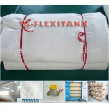 El L 18000-24000 L PVC material flexibag /flexitanks