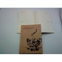 Soft Cover Notebook / Heften Notebook / Kleber und Sewning Notebook