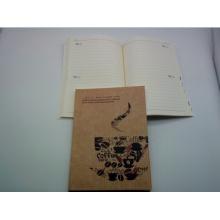 Carnet à couverture souple / carnet d'agrafes / carnet à colle et à coudre