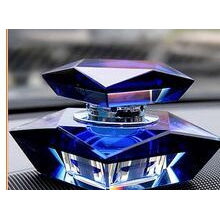 Perfume del aire del coche Fresher en botella de cristal con precio bajo