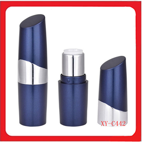 Blue With Silver Lipstick Tube Wholesale