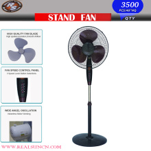 16inch Stand Fan with Any Color Your Request