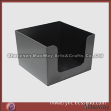 Black Professional Designed Acrylic/Lucite Napkin Holder for Home