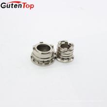 GutenTop alta qualidade inserção de bronze PPR encaixe de tubulação 1/2 a 2 polegada
