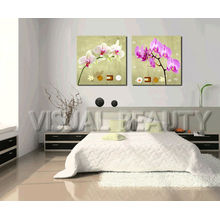 High Quality Flower Canvas Painting Art