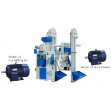 Beste Mini-Reis-Fräslinie, kombinierte Reis-Maschine, Parboild-Reis-Mühle