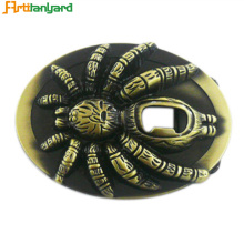 New Fashion Design for Men'S Belts Customized Metal Belt Buckle For Men export to France Factories