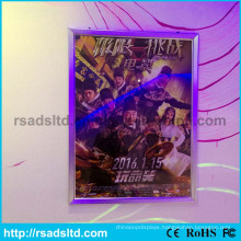Commercial LED Slim Poster Light Box Frame