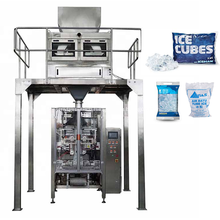 730 VFFS Automatic Tube Ice Packing Machine