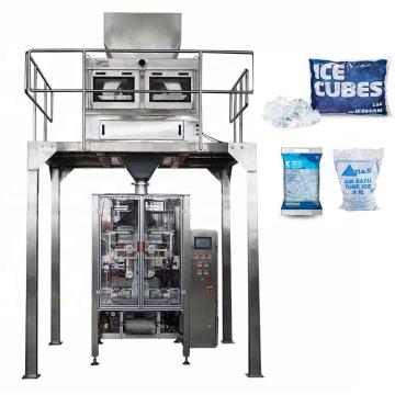 Machine à emballer automatique de glace de tube 730 VFFS