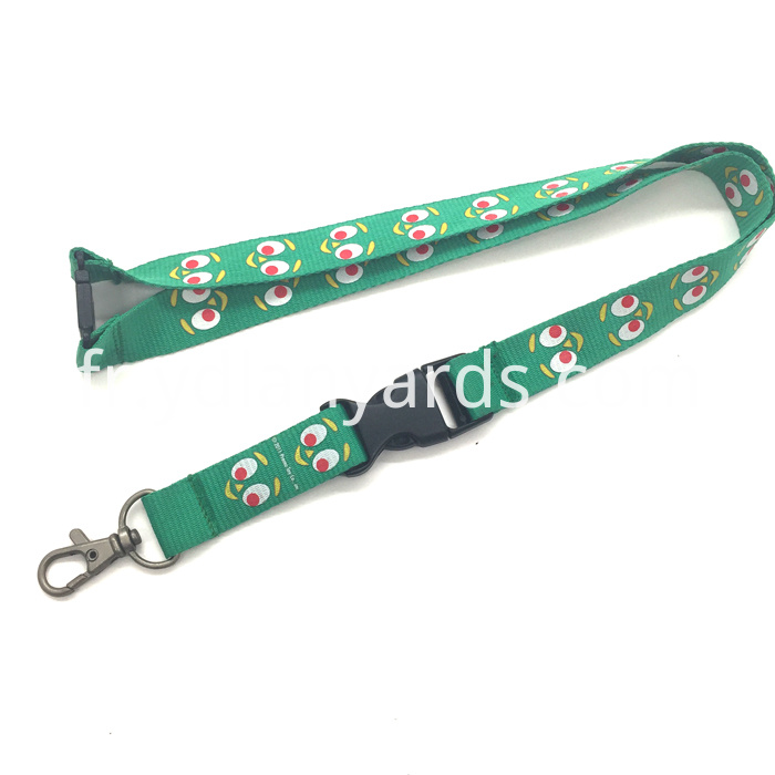 Customized Logos Lanyards