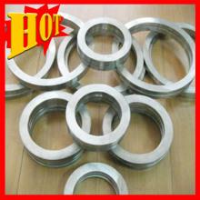 Подгонянный Размер Gr9 титана кольцо с высоким качеством