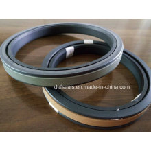 Hydraulic Excavator Compact Seal, Spgw Piston Seal