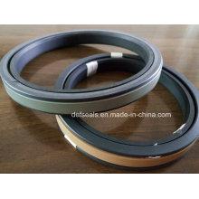 Hydraulic Excavator Compact Seal, Spgw Piston Seal