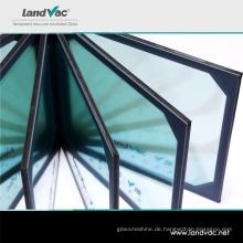 Landvac-Sicherheits-Glasplatten-Fabrik-Preis-vakuumisoliertes Glas von China