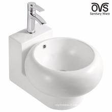 haute qualité vasque en céramique top sanitaire