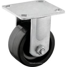 Тяжелые резиновые колеса