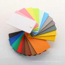 Customized 1mm 2mm 3mm More Color PVC Foam Board
