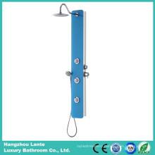 Safety Glass Shower Panel with Massage Jets (LT-B732)