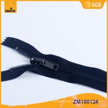 Metall Reißverschluss mit reversible Silder ZM10012