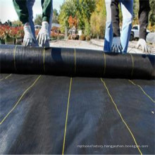 Discount Black PP/Polypropylene Non Woven Fabric for Weed Control Fabric