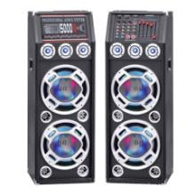 Großhandelsbeweglicher drahtloser Stereo-Bluetooth-Sprecher-aktiver Lautsprecher