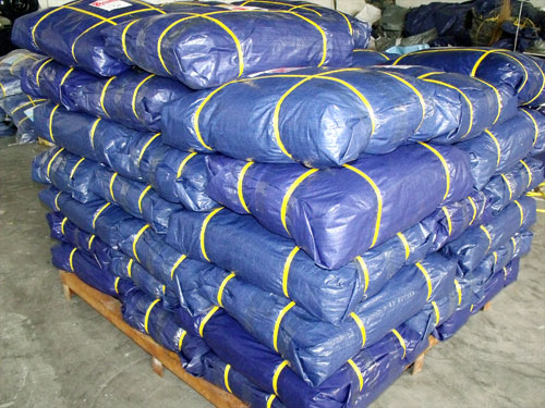 Tarpaulin Sheets Bales packing