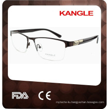 2017 Stainless Steel Metal Half Rim Optical Eyewear Frame