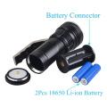 2000 LUMEN Handheld XPE LED wiederaufladbare Japan Taschenlampe Laterne