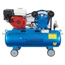 Bomba de aire de compresor de aire impulsado por gasolina (Tp-0.17 / 8)