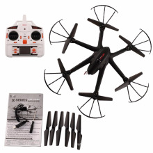MJX X600 RC Drone Dron Headless Mode 2.4GHz 6 Axis Gyro Hexacopter with 3D Roll Stumbling Function Helicopter Drones Xmas Gifts